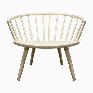 Vintage Arka Stuhl von Yngve Ekstrom für Nässjö Stolfabrik