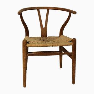Wishbone Chair von Hans J. Wegner für Carl Hansen & Søn, 1975
