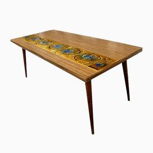 Mesa de centro vintage de Denisco, años 70