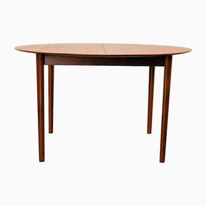 Table de Salle à Manger Vintage en Teck par Peter Hvidt & Orla Mølgaard-Nielsen pour Søborg Møbelfabrik, 1950s