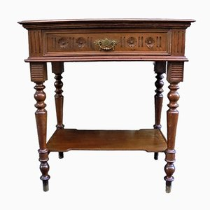 Antiker Konsolentisch aus Holz