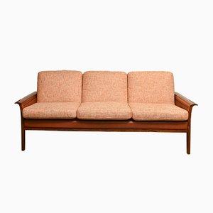 Skandinavisches Mid-Century 3-Sitzer Sofa, 1960er