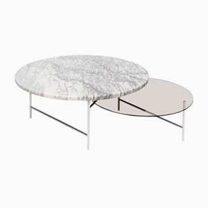 Marble Zorro Coffee Table by Note Design Studio for La Chance
