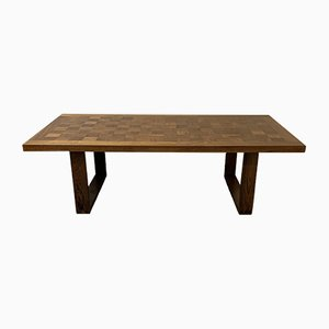 Vintage Rosewood Topped Coffee Table by Arne Vodder for France & Sons