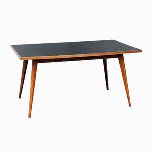 Mid-Century Table aus Resopal und Eiche