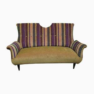 Italienisches Mid-Century Sofa, 1950er