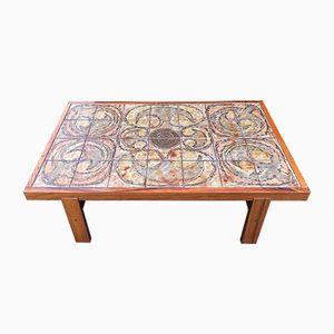 Table Basse en Palissandre de Ox Art, Danemark, 1970s