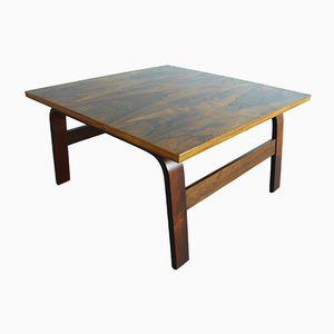 Danish Rosewood Coffee Table, 1970s