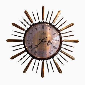 Orologio a forma di sole di Junghans, anni '60