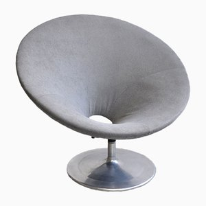 Fauteuil Rond Space Age, 1960s