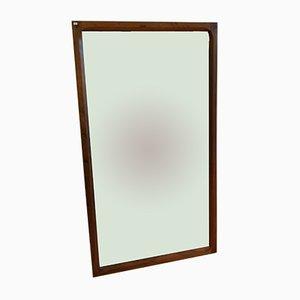 Palisander Mirror by Aksel Kjaersgaard for Odder, 1950s