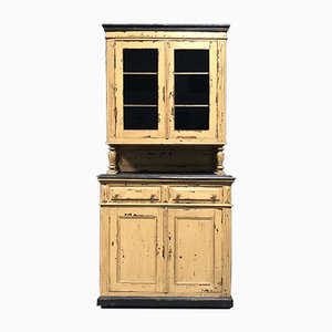 Antiker französischer Küchenschrank, 1880er