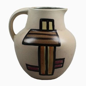Modernist Pitcher from VEB Haldensleben, 1950s