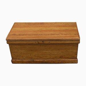 Baúl de carpintero de pino, años 20