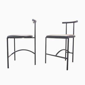 Tokyo Stühle von Rodney Kinsman für Bieffeplast, 1980er, 4er Set