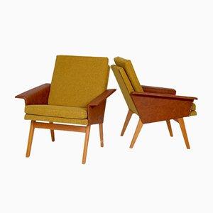 Vintage Sessel, 1970er, 2er Set