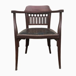 No. 714 Armchair by Otto Wagner for J.J. Kohn, 1902