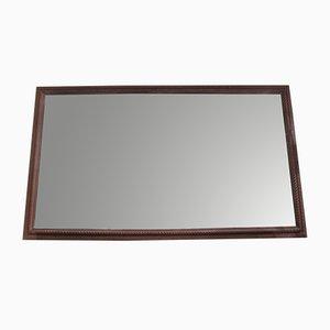 Espejo grande del siglo XIX