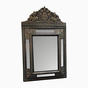 Dutch Baroque Style Repoussé Mirror