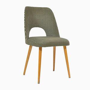 Vintage Czech Beech Chair