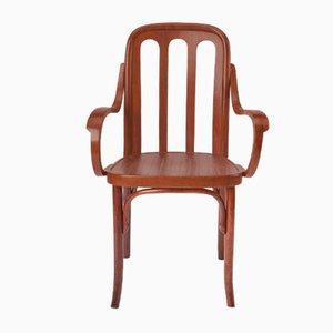 Wiener Stuhl im Jugendstil von Thonet, 1920er