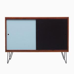 Vintage Formica & Teak Sideboard, 1960s