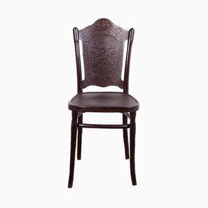Antiker Stuhl von Jacob & Josef Kohn
