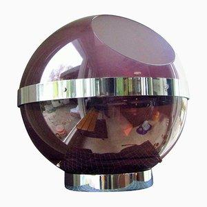 Bar esférico de Boris Tabacoff para Mobiliere Modulaire Moderne, 1971