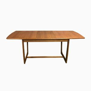 Vintage Extendable Teak Table