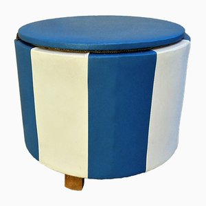 Vintage Pouf or Chest, 1960s