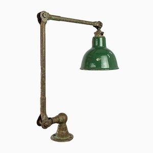 Machinist Lamp from Dugdills, 1930s