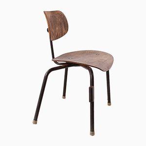 Mid-Century German SE 68 Chair by Egon Eiermann for Wilde+Spieth, 1960s