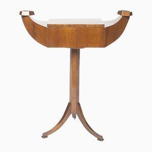 Table de Fumeur Biedermeier Antique