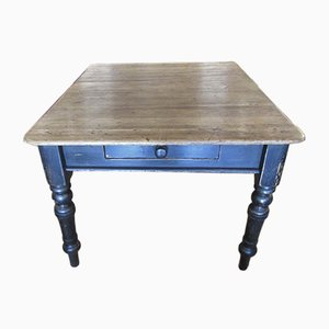 Antique Victorian Pantry Table