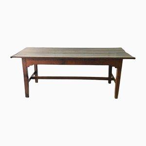 18th-Century Oak Farmhouse Table