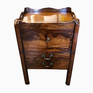 Antique English Georgian Nightstand