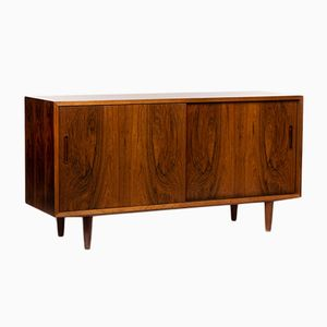 Mid-Century Danish Rosewood Sideboard by Carlo Jensen for Hundevad & Co., 1960s