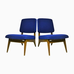 Schweizer Vintage Sessel, 2er Set