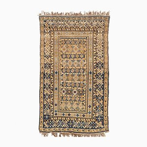 Antique Kuba Caucasian Floor Rug
