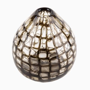 Murano Blown Glass Occhi Murrine Vase by Tobia Scarpa for Venini, 1950s