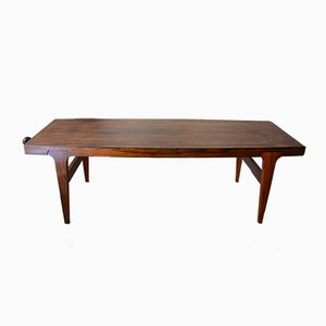 Rosewood Coffee Table by Henry Walter Klein, 1960s