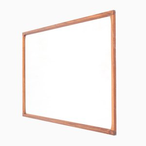 Large Wall Mirror by Kai Kristiansen for Aksel Kjersgaard, 1960s