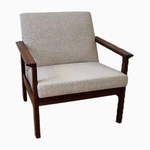 Mid-Century Sessel von Yngve Ekström für Pastoe