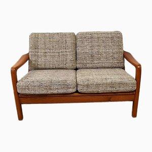Danish 2-Seater Sofa from Juul Kristensen, 1970s