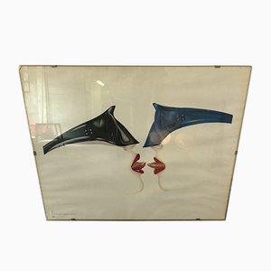 Affiche Visor Love par Pater Sato pour Paper Moon Graphics, 1970s