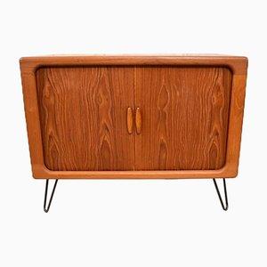 Kleines dänisches Vintage Sideboard mit Hairpin-Beinen von Dyrlund, 1960er