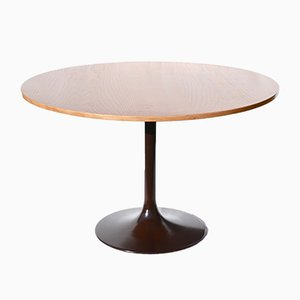 Mid-Century Swedish Tulip Table by Börje Johanson, 1960s