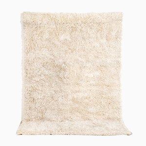 Alfombra Rya sueca vintage de lana
