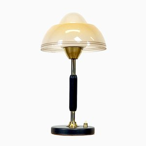 Fried Egg Table Lamp from Fog & Morup, 1950s
