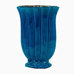 Vase Mid-Century par Gunnar Nylund pour Rörstrand, Suède, 1950s